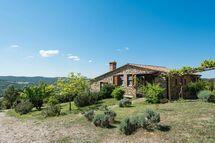 Landhaus Le Solane Di Sotto in  Monterotondo Marittimo -Toskana