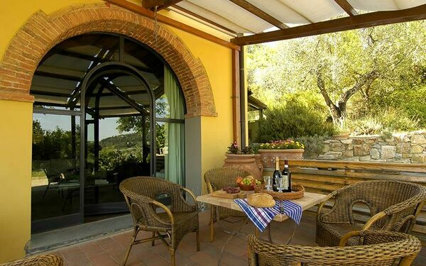 Casa Colonica, Villa for rent in Tavarnuzze, Tuscany