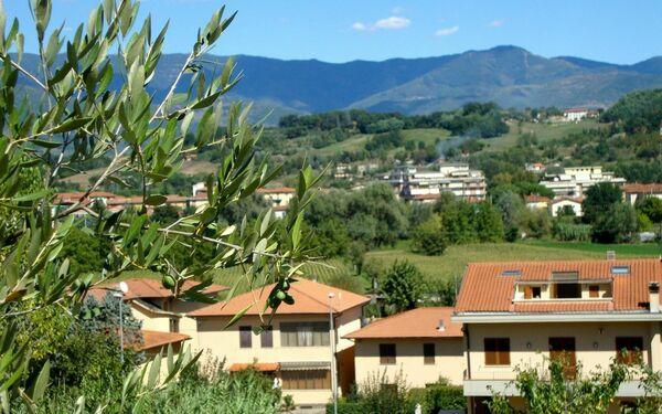 Toskánsko, San Giovanni Valdarno, Alle Porte Del Chianti