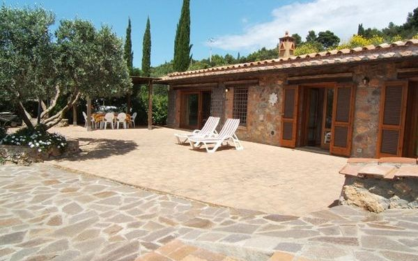 Villa Raggio Di Sole, Villa for rent in Porto Santo Stefano, Tuscany