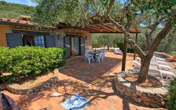 La Smeralda Sul Monte Argentario, Villa for rent in Monte Argentario, Tuscany