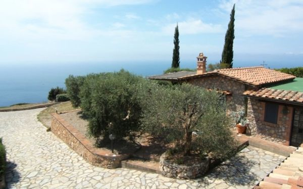 Villa Smeralda, Villa for rent in Monte Argentario, Tuscany