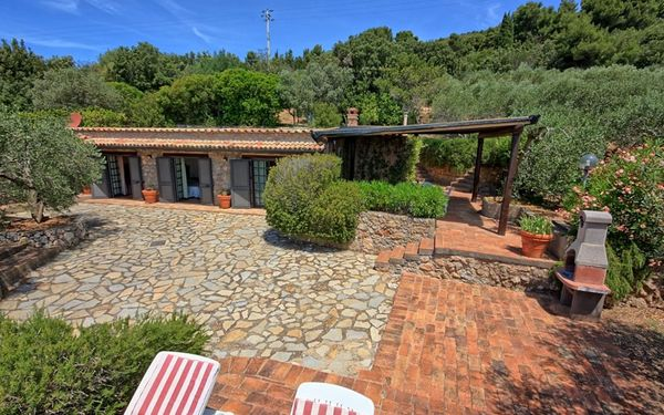 Villa Villa Ambra in  Porto Santo Stefano -Toskana