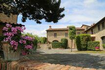 Landhaus Agriturismo Santa Cristina in  Gambassi Terme -Toskana