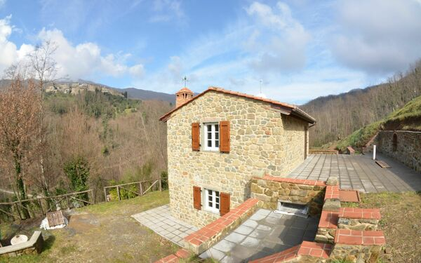 Anfora, Country House for rent in Sorana, Tuscany