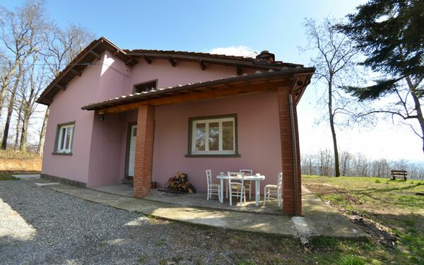 Angolo Di Cielo, Country House for rent in Goraiolo, Tuscany