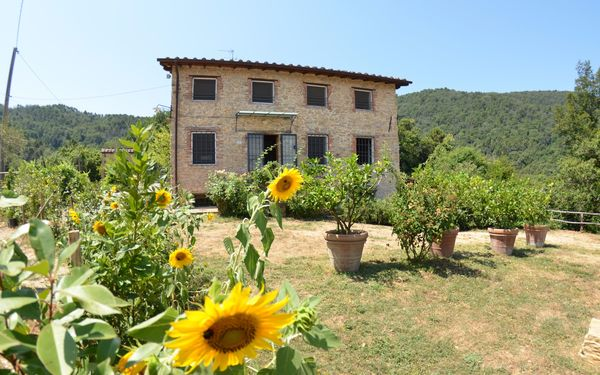 Bettina, Country House for rent in Vicopelago, Tuscany