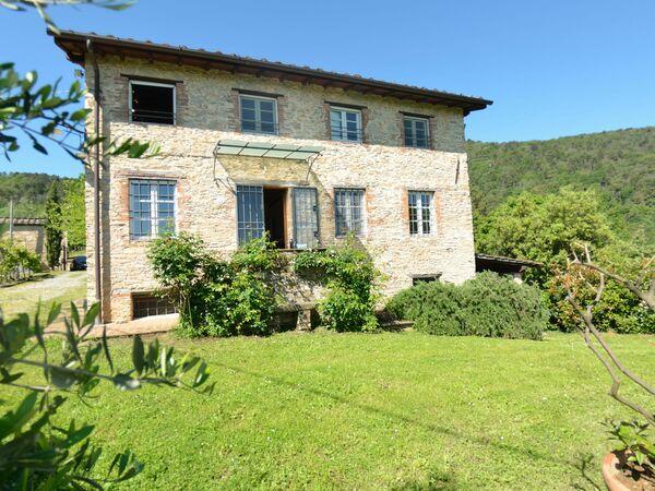 Landhaus Bettina in  Vicopelago -Toskana