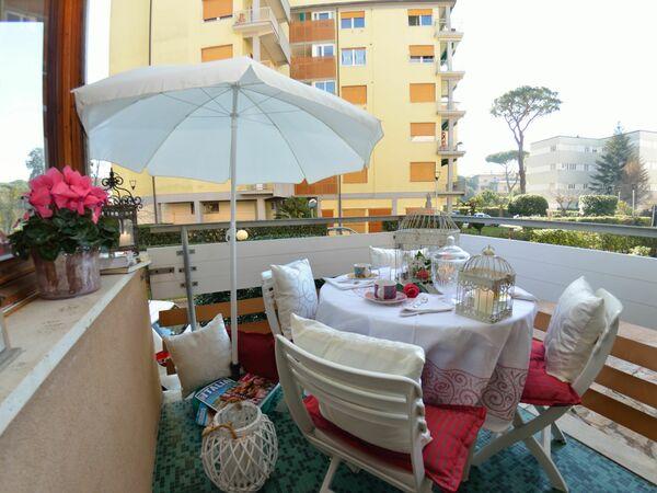 Carnevale, Apartment for rent in Viareggio, Tuscany