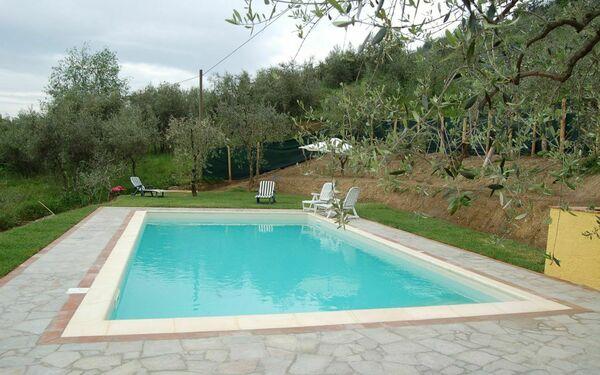 Casa Nachita, Тоскана, Matraia