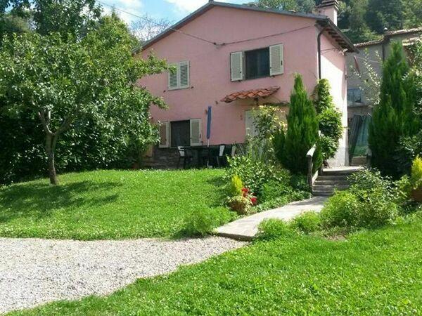 Casale Casa Pratofiorito in affitto a Montefegatesi