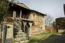 Toskánsko, Ancaiano, La Loggia e Il Cortile Appartamenti