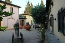 Casa Anna, Country House for rent in Montespertoli, Tuscany
