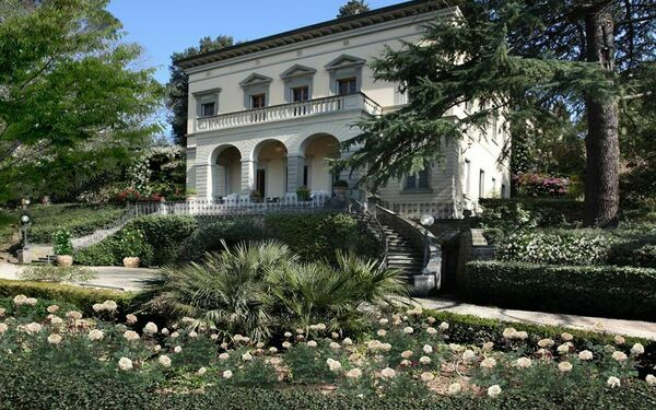 Ex Corde Montis, Villa for rent in Florence, Tuscany