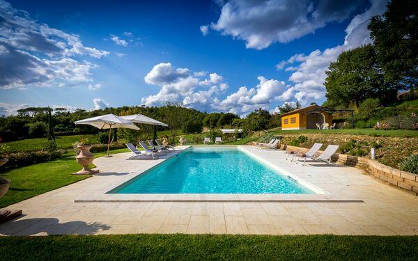 Villa Del Giusto, Villa for rent in San Piero a Sieve, Tuscany