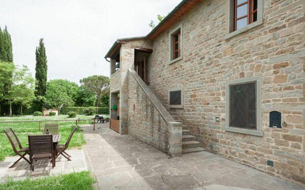 Appartamento Fiamma, Apartment for rent in Castiglion Fiorentino, Tuscany