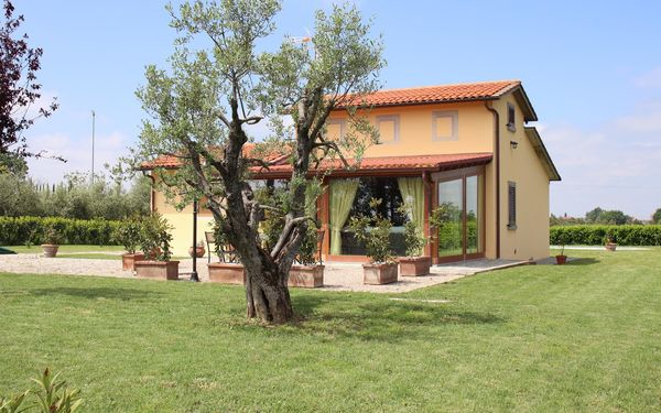 Villa Mira, Villa for rent in Centoia i, Tuscany