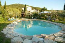 Villa Eleonora, Country House for rent in Il Castagno, Tuscany