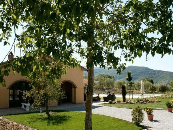 Villa Fiorentina, Villa for rent in Castiglion Fiorentino, Tuscany