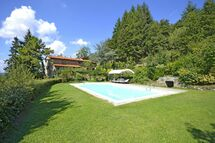 Toskánsko, Poggioni, Villa Magnolia