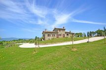 Toskánsko, La Villa-farneta, Villa Anita