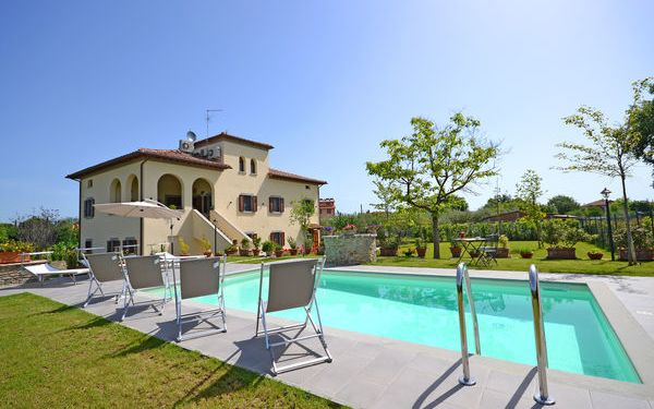 Villa Imola, Villa for rent in Montecchio, Tuscany