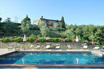 Villa Rubino, Умбрия, Lisciano Niccone