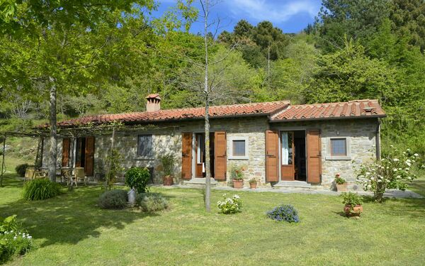 Casa Bellavista, Holiday Home for rent in Torreone, Tuscany