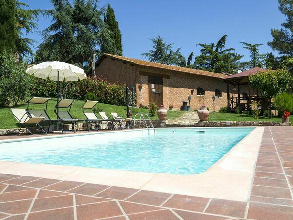 Villa Camelia, Villa for rent in La Villa-farneta, Tuscany