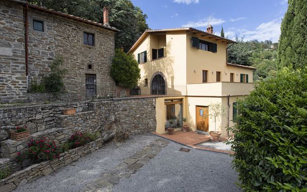 Villa Del Sole, Villa for rent in Torreone, Tuscany