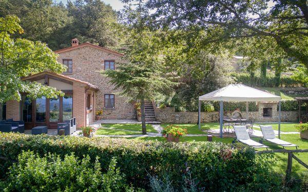 Toskánsko, Poggioni, Villa Ginestra