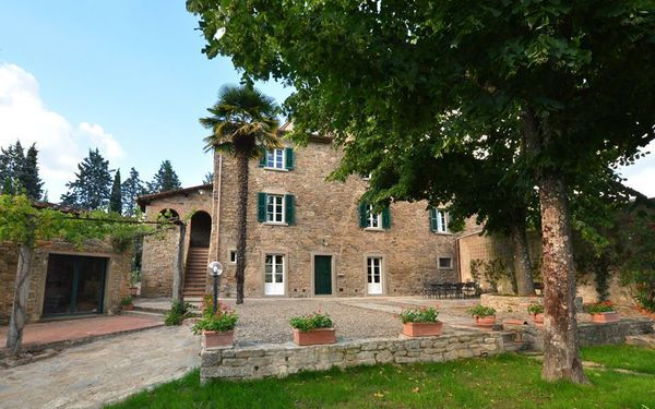 Villa Il Borgo, Country House for rent in La Dogana, Tuscany