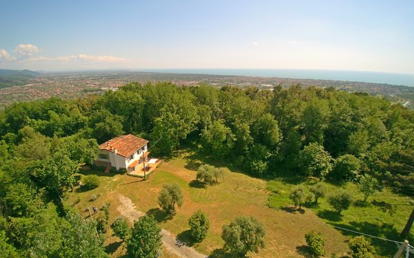 Casa Nel Bosco, Villa for rent in Strettoia, Tuscany