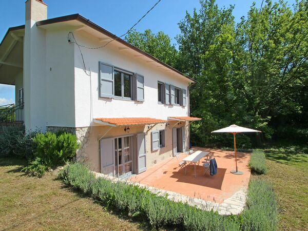 Casa Nel Bosco, Villa for rent in Strettoia, Tuscany