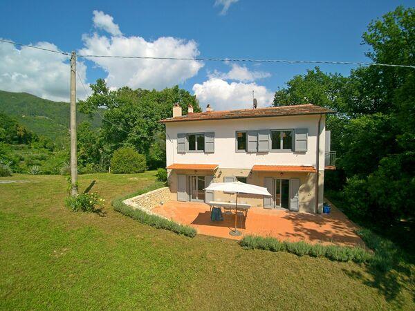 Toskánsko, Strettoia, Casa Nel Bosco
