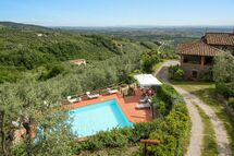 Podere Larciano, Holiday Home for rent in Larciano, Tuscany