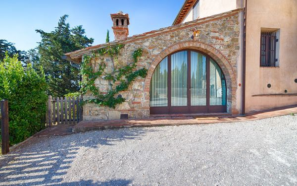 Appartamento Casaglia, Holiday Apartment for rent in Montefalconi, Tuscany
