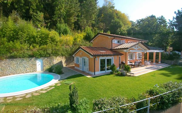 Villa Strettoia, Villa for rent in Strettoia, Tuscany