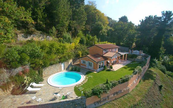 Villa Strettoia, Тоскана, Strettoia