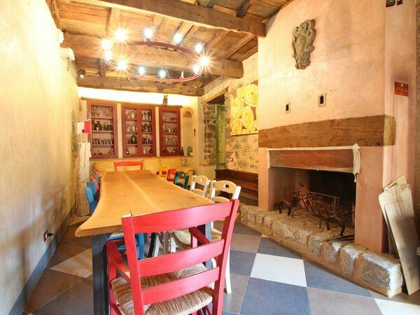Domus Fabianus, Holiday Home for rent in Fibbiano, Tuscany