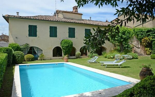Villa Montalcinello, Villa for rent in Montalcinello, Tuscany