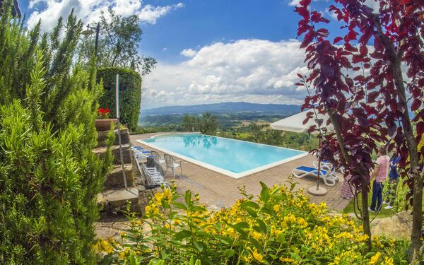 Cafaggio Primo, Country House for rent in Malva Nuova Squarcia, Tuscany