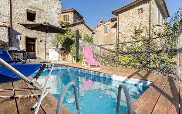 Casa Dei Ciliegi, Guest House for rent in Bagni Di Lucca, Tuscany