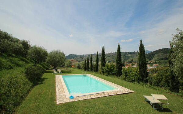 Torre Di Matilde, Holiday Home for rent in Stiava, Tuscany