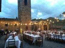 Landhaus Casale Geniva in  Stiava -Toskana