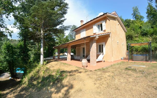 Aramo, Country House for rent in Aramo, Tuscany
