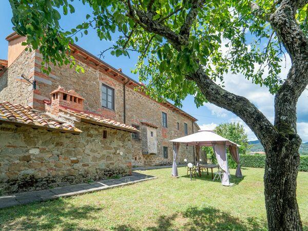 La Gropina Di Loro Ciuffenna, Villa for rent in Loro Ciuffenna, Tuscany