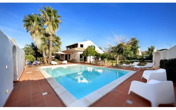 Villa Palma, Villa for rent in Marina Di Ragusa, Sicily