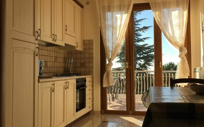 Etna View Holiday House 1