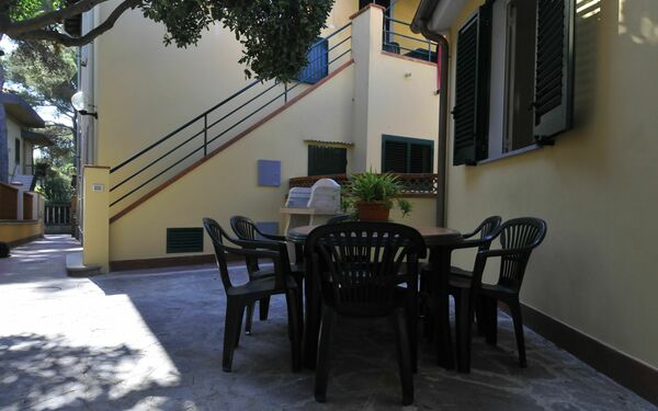 Appartamento Casina, Apartment for rent in Rosignano Solvay-castiglioncello, Tuscany